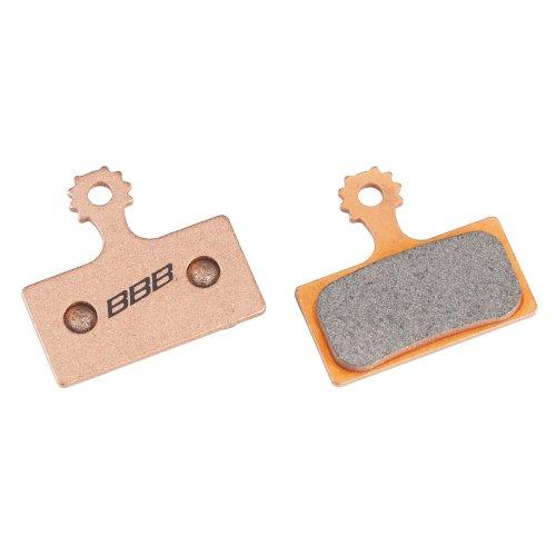 BBB Bremsbeläge - für Shimano XTR (BR-M985) / XT (BR-M785) / SLX (BR-M666) / Alfine (BR-S700) - gesintert