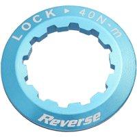 Reverse Kassetten-Abschlussring - 8 - 11 Fach - 7 g Hellblau