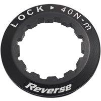 Reverse Kassetten-Abschlussring - 8 - 11 Fach - 7 g Schwarz