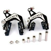 KCNC CB9 Rennrad Bremse - Set VR + HR - Rot