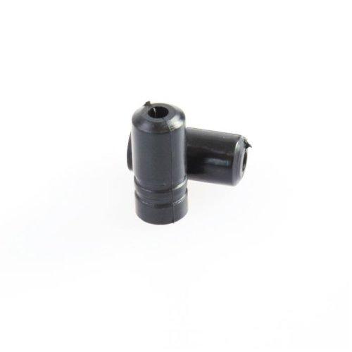 Alligator Endhülse für Schalt-Außenhüllen - Kunststoff - 4mm x 12mm