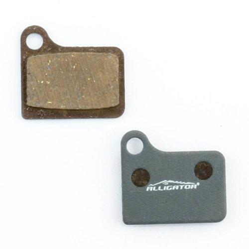 Alligator Bremsbeläge -  für Shimano Deore BR-M555 / Nexave BR-C901 - semi-metallisch