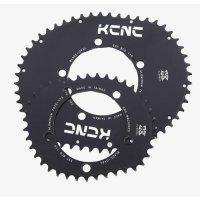 KCNC - Ovales Kettenblatt Blade - Rennrad - 5-Arm / 110 mm