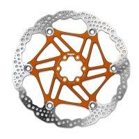 Hope Bremsscheibe Floating Disc 203 mm Orange