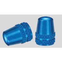 Alligator - Ventilkappen - Autoventil (AV) - Blau