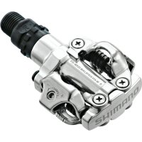 Shimano MTB-Pedale PD-M520 Silber