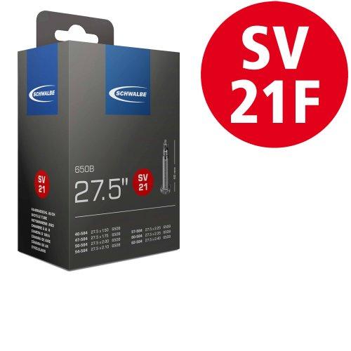 Schwalbe Schlauch Nr. 21F (SV 40mm) 650B+ / Freeride