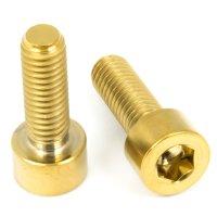 Titan Schraube M5 x 15mm - Innensechskant - Zylinderkopf...