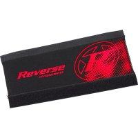 Reverse Kettenstrebenschutz - Neopren - Rot