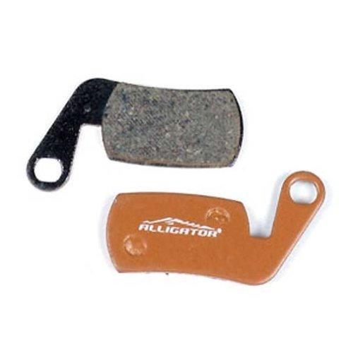 Alligator Bremsbeläge -  für Magura® Marta / Marta SL bis 2008 - Organisch