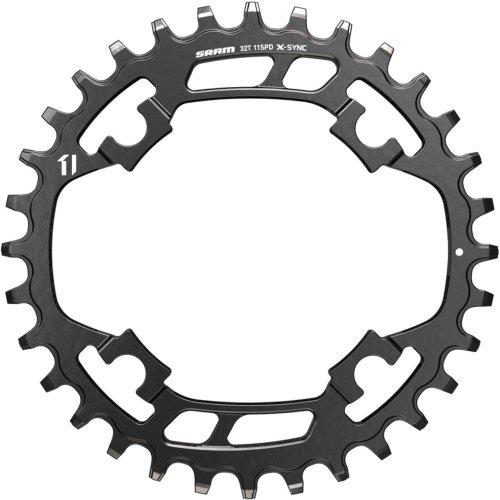 SRAM Kettenblatt MTB X-Sync - 1x11 - Stahl