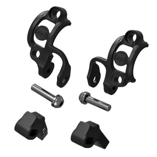 Magura® Klemmschelle Shiftmix - schwarz (VE = 1 Stück links, 1 Stück rechts)