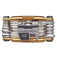 Crankbrothers Multitool Multi-17 - Gold