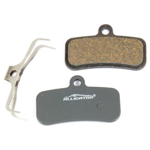 Alligator Bremsbeläge - für Tektro HD-M745 / M735 / HD-E725 / TRP Quadiem etc. - semi-metallisch