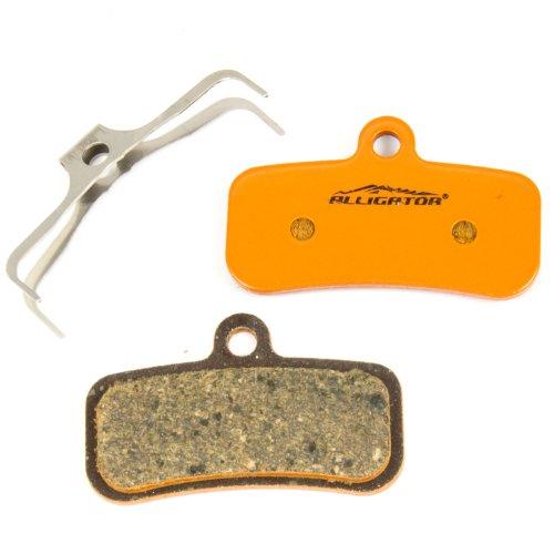 Alligator Bremsbeläge - für Tektro HD-M745 / M735 / HD-E725 / TRP Quadiem etc. - Organisch