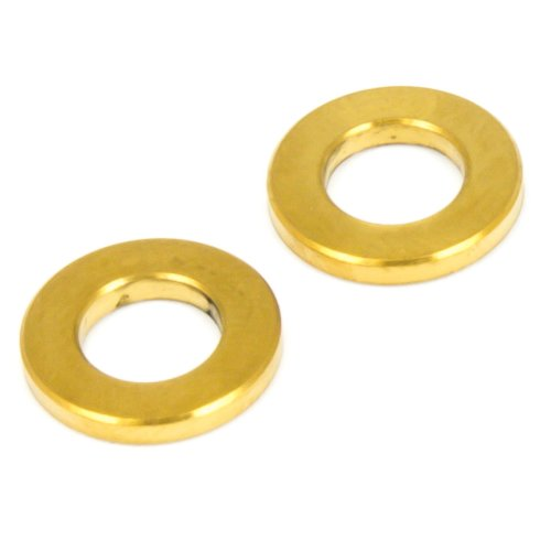 Titan Unterlegscheibe - Gold nitriert