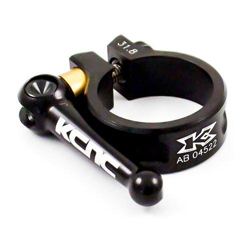KCNC SC10 - MTB Sattelklemme mit Schnellspanner