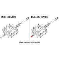 Reverse Schraube rechts Achse Black ONE Pedal nach 05/2016