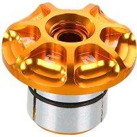 KCNC - Lenkerstopfen - Aluminium - Bar Plugs - Gold - 24 g