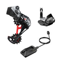 SRAM Upgrade Kit X01 AXS Eagle - Rot
