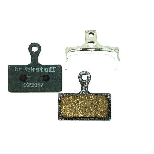 Trickstuff Standard Bremsbeläge - für Shimano XTR (BR-M9000) / XT (BR-M8000) / SLX (BR-M7000) / Alfine (BR-S700)