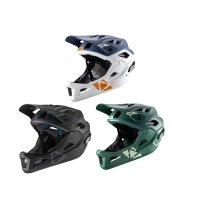 Leatt Helm MTB 3.0 Enduro - mit abnehmbarem Kinnbügel