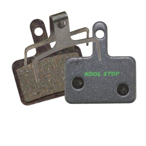 Kool Stop E-Bike Bremsbeläge - für Shimano Deore BR-M525 / BR-M475 / BR-515 / BR-M575 - Organisch