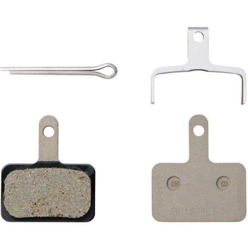 Shimano Bremsbelag - Resin B03S inkl. Feder und Splint