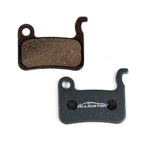 Alligator Bremsbeläge -  für Shimano XTR / XT / SLX / SAINT / HONE - semi-metallisch