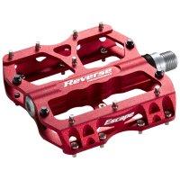 Reverse Escape Pedal - Plattform Aluminium - MTB - Rot -...