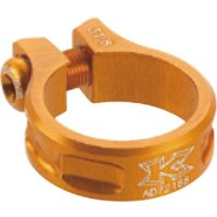 KCNC MTB Sattelklemme SC 11 - 31,8 mm - Gold - 10,5 g