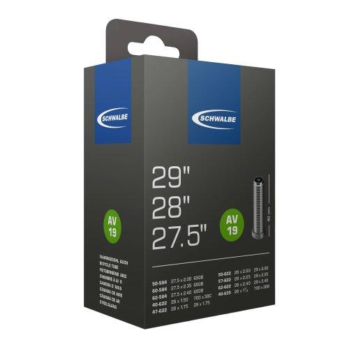 Schwalbe Schlauch Nr. 19 (AV 40mm) - MTB - für 29er + 650B