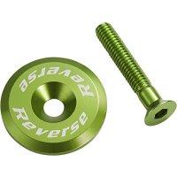 Reverse Ahead Kappe - Aluminium mit Aluschraube - 1 1/8...