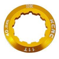 KCNC Alu Verschlussring / Abschlussring - SRAM / Shimano...