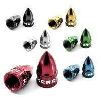 KCNC - Ventilkappen - Französisch / US - Autoventil