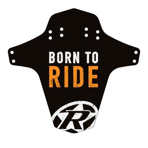Born to Ride - Orange (Fox)