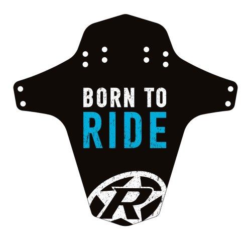 Born to Ride - Hellblau