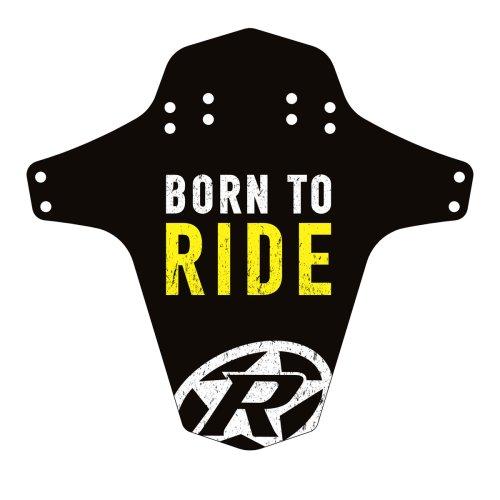 Born to Ride - Gelb