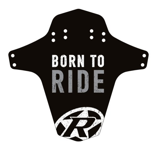 Born to Ride - Grau