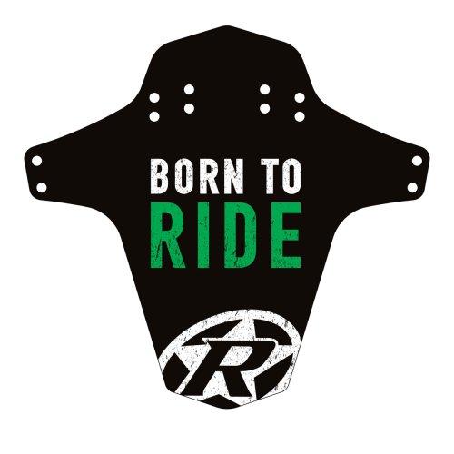 Born to Ride - Neon-Grün