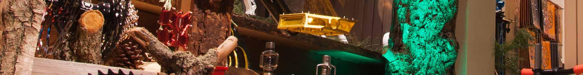 Feinste Leichtbau-Komponenten von KCNC & Co.
